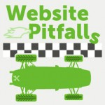 Web Site Pitfalls Infographic