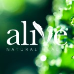 Alive Natural Health – Branding