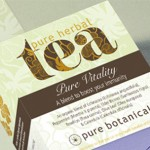 Pure Botanicals Point Of Sale & Packaging Design