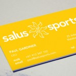 Salus Sports – Brand naming & logo